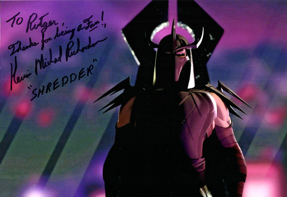 Rutger's TMNT autograph collection updates! - Page 15 ...